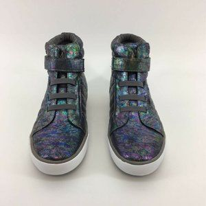 Amiana Girls Sneakers Multicolor Opalescent